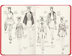 the sketch croquis sketchbook Fashion Books, Fashion Art, Fashion Beauty, Womens Fashion, Fashion Design, Fashion Sketchbook, Fashion Sketches, Fashion Drawings, Fashion Illustrations