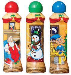 Celebrate the Christmas Holidays with one of these fun Bingo Daubers, Featuring Santa, Snowmen & Elf themed presents. Christmas Bingo, Christmas Holidays, Xmas, Elf, Snowman, Santa, Presents, Packing, Arrow