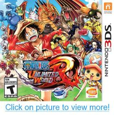 Namco Bandai Games Namco One Piece Unlimited World Red (Day Xbox, One Piece Games, Nintendo 3ds Games, Offline Games, Red Day, T Games, Game Prices, Red Design, One Piece Manga