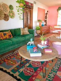 Decoration Design, Home Decor Styles, Funky Home Decor, Diy Home Decor, House Colors, Room Inspiration, Art Deco, House Design, Design Design