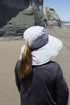 542691c3ea Roll-up extra wide brim hat for women. www.sunwayuvclothing.com. Anat Yahav  · New Zealand with SunWay UV Clothing