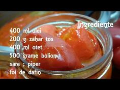 Gogosari in sos de bulion - YouTube Pudding, Desserts, Food, Youtube, Meal, Custard Pudding, Deserts, Essen, Hoods