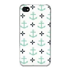Coque iPhone 4/4S Ancre Marine par The Phone Dressing
