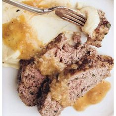 House meatloaf from Ina Garten's Barefoot Contessa Foolproof cookbook, a recipe based on a recipe from 1770 House restaurant in East Hampton.