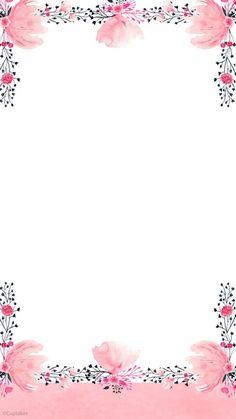 New Wallpaper Celular Whatsapp Pink Ideas Flower Backgrounds, Flower Wallpaper, Pattern Wallpaper, Wallpaper Backgrounds, Phone Backgrounds, Wallpaper Telephone, Whatsapp Pink, Iphone Homescreen Wallpaper, Pink Iphone