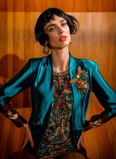 Mabel Magalhaes SS14 for Vendôme Luxury