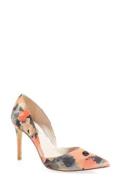 Crushing on these multi coral pumps.