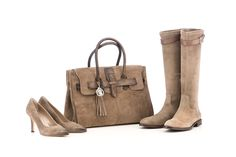 "dirndl+bua Antikbock -Pumps, Stretchstiefel und Tasche ""Tilda"" Stretch Stiefel, Bradley Mountain, Pumps, Backpacks, Bags, Fashion, Fall Winter, Dime Bags, Moda"