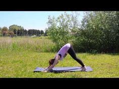 Yoga oefeningen voor Beginners | Yoga oefeningen en houdingen | Happy wi...