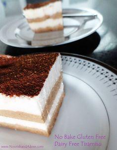 Must Try Heavenly Raw Vegan Tiramisu by Jayde Hwang www.NourishandAdore.com #Rawvegan, #Rawtiramisu, #nobakedessert, #Cleaneating