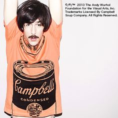 Andy Warhol Uniqlo T-shirt