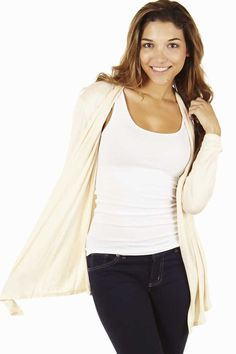Stone Waterfall Women's Cardigan Sweater