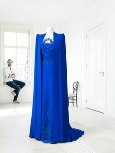 The dress of our new queen Maxima