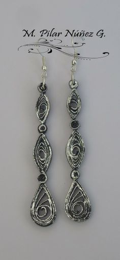 Earrings - by: Pilar Nunhez - Chili