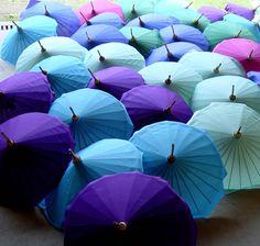 Umbrellas !