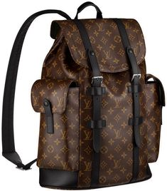 Louis Vuitton Introducing New Backpack Collection | Bragmybag
