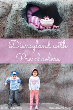 TOP 10 Tips for Disneyland with Preschoolers.  If you have a 3, 4, or 5 year old and you're planning a trip to the Happiest Place on Earth, read our tips on how to make sure you're the happiest parent on earth while you're in the Magic Kingdom!