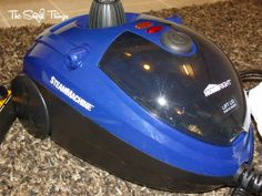 The Small Things.: HomeRight- SteamMachine Multi-Purpose Power Steamer Review and Giveaway #GiftGuide