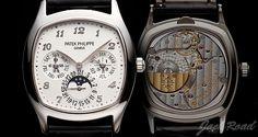 PATEK PHILIPPE Grand Complication Perpetual Calendar  / Ref.5940G