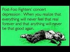Foo Fighters // this. the cubby bear show was everything.