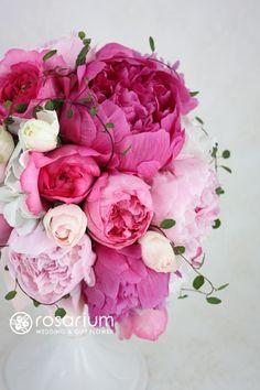 ウエディングブーケ(生花) | rosarium