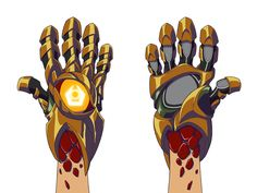 kaijudo glove - Google Search