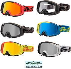 Castle X Trace Snowmobile Snow Goggles