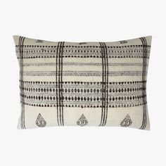 Our hand loomed Akriti Cream Lumbar Pillow features a subtle geometric pattern. Hand dyed with natural dyes for an organic appeal. Wool Pillows, Decorative Throw Pillows, Modern Cushions, Pillow Inserts, Pillow Covers, Lumbar Pillow, Cream, Shop, Dyes