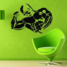 Body building Photography Men - Body building Transformation 12 Weeks - Body building Videos Legs - Body building Meal Prep For Men Cheap Wall Stickers, Vinyl Wall Decals, Building Photography, Bodybuilding, Home Improvement, Unique Gifts, Home And Garden, Gym, Design