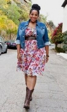 eae0ebea05b8d plus size style ideas - Google Search Plus Size Cowgirl