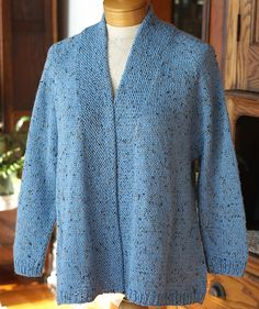 Ravelry: Comfy Cardigan pattern by Sarah Punderson