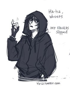 Nico di Angelo DEATH THE KID REFERENCE