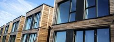 7 budynków pasywnych Halmstad (Krzysztof Podbielski - projekt autorski dla PROCYON)