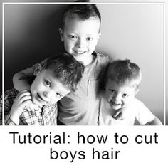 Good tutorial in case they need a trim ASAP.
