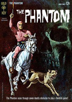 The Phantom (#1) - cover by George Wilson