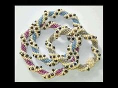 Why Bead Crochet - Examples of Ropes - YouTube