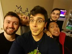 Derp Crew (Ze,Tom,Chilled,GaLm, and Smarty)