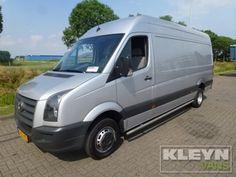 Van VOLKSWAGEN Closed Van CRAFTER 35 TDI 160 L #volkswagen #crafter #courier