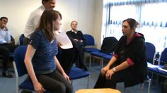 non accidental injury (communication skills course)