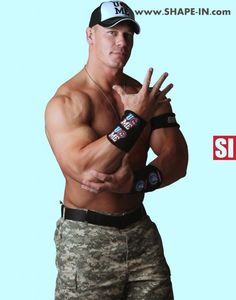 WWE John Cena Workout