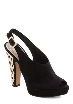 Empire State of Style Heel, #ModCloth