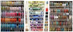 Mokuba, boutique especializada en cintas y lazos, en París   DolceCity.com