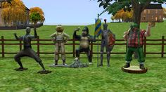 Decat's Sims 2 Creations: Random Stuff