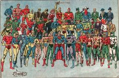 DC Comics All Star Squadron