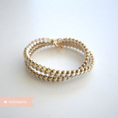 #ilovehelloberry because, well, look at this damn bracelet!