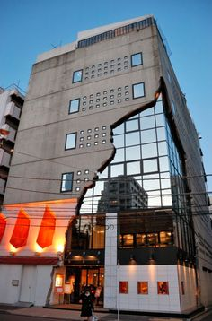 The 'Ebisu East Art Gallery' Building In Tokyo Looks Absolutely Crazy
