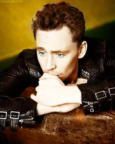What a beautiful man. << Hehe Finally this pic in color than the Black & White....THOSE EYES!!! THEY MAKE THE PICTURE STAND OUT!!