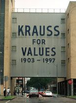 Used to shop at Krauss now and then. Great department store.
