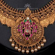 Buy Necklaces Online | Arudra from Kameswari Jewellers