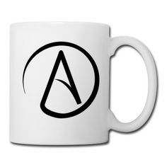 letter a mugs 1000 images about lettre on atheist 6036